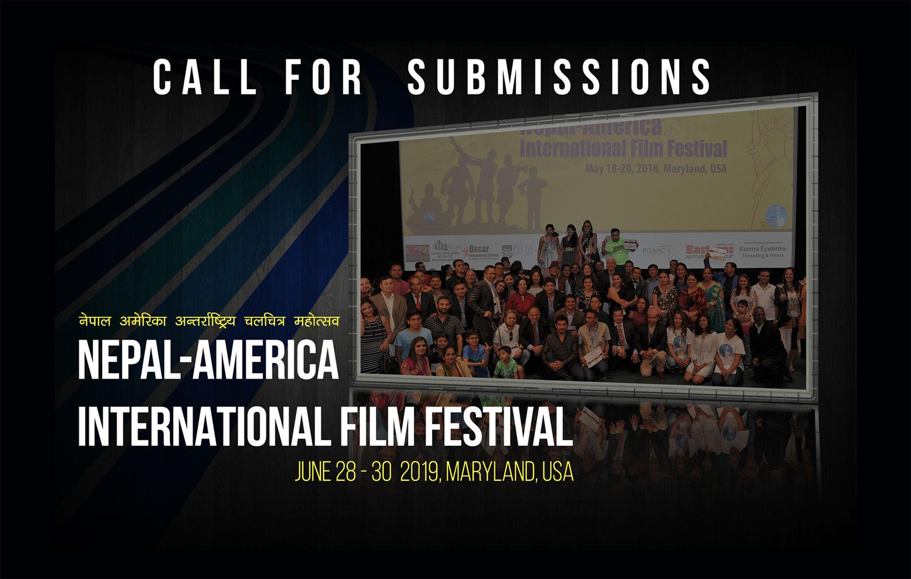 press release – Nepal America Film Society (NAFS)